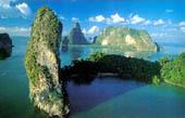 Thailand - Phuket / Phang Nga Bay Delta