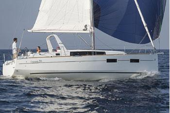 Oceanis 35 (3Cab)