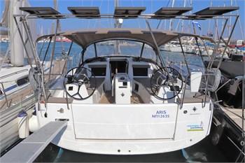 Sun Odyssey 410 (3Cab)