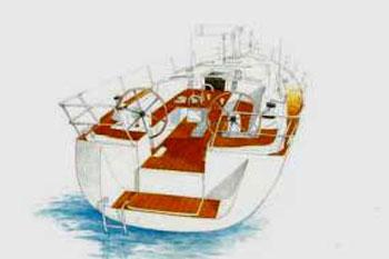 Dufour 455 (4Cab)