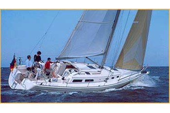 Hanse 371 (3Cab)
