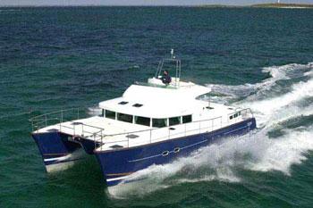 Lagoon Powercat 43 (4Cab)
