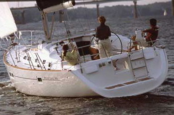 Oceanis 423 (4Cab)