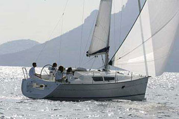 Sun Odyssey 32i (2Cab)