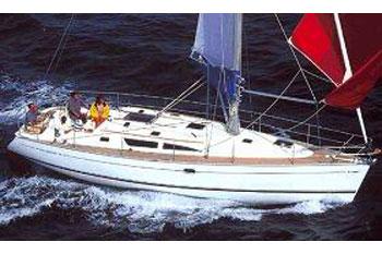 Sun Odyssey 40 (3Cab)