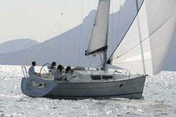 Sun Odyssey 32i