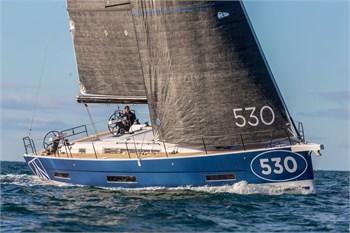 Dufour 530 (6+1Cab)