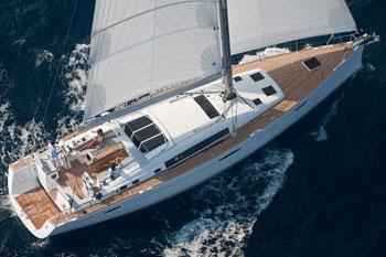 Oceanis 58 (4Cab)
