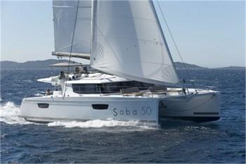 Tiziano Catamaran
