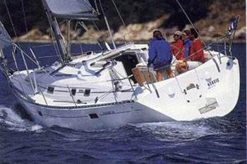 Oceanis 381 (3Cab)