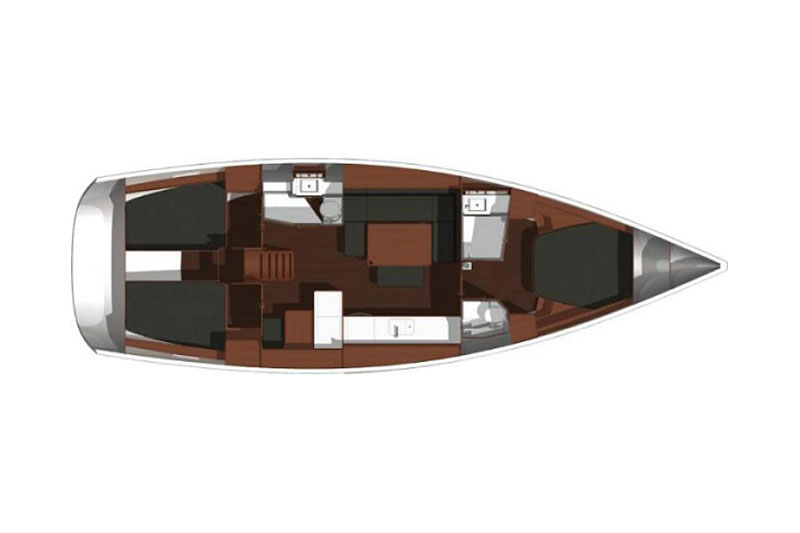 Dufour 450 Grand Large