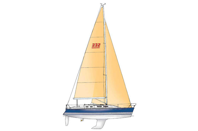 X-Yacht 332