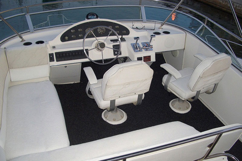 Bayliner 3587 Fly
