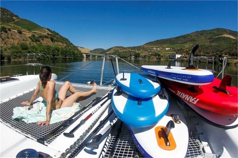 Lagoon 39 Powerboat