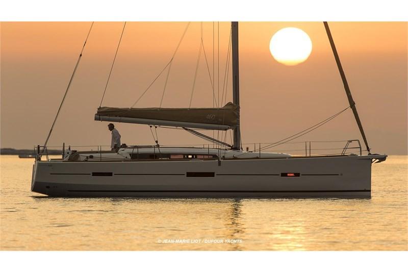 yachtcharter dufour 460 grand large 3cab mallorca. Black Bedroom Furniture Sets. Home Design Ideas