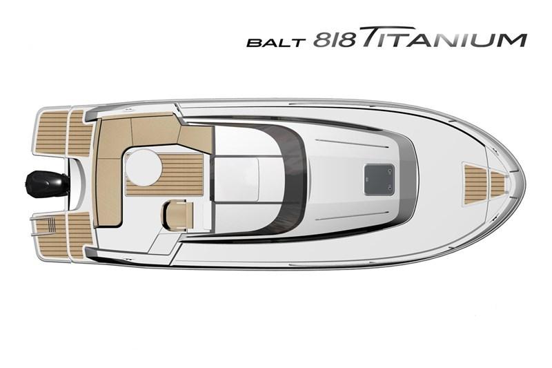 Balt 818 Titanium