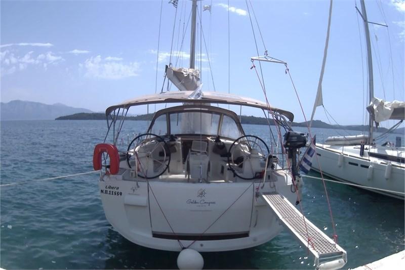 Sun Odyssey 519