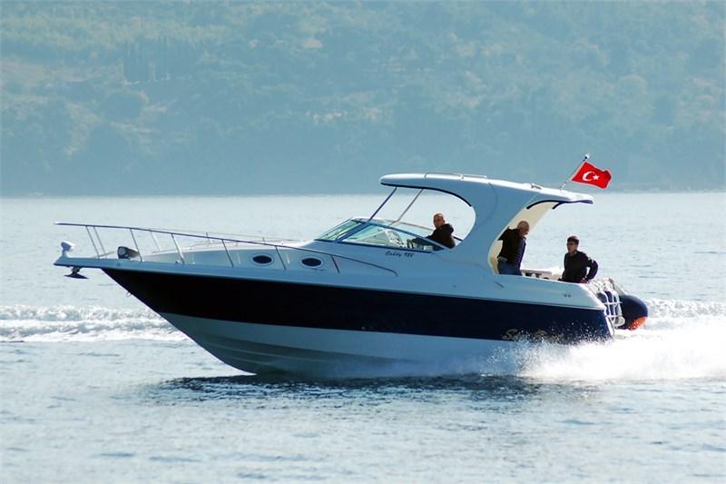 San Boat 980 Cuddy
