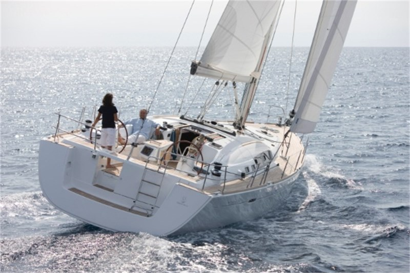 Oceanis 54