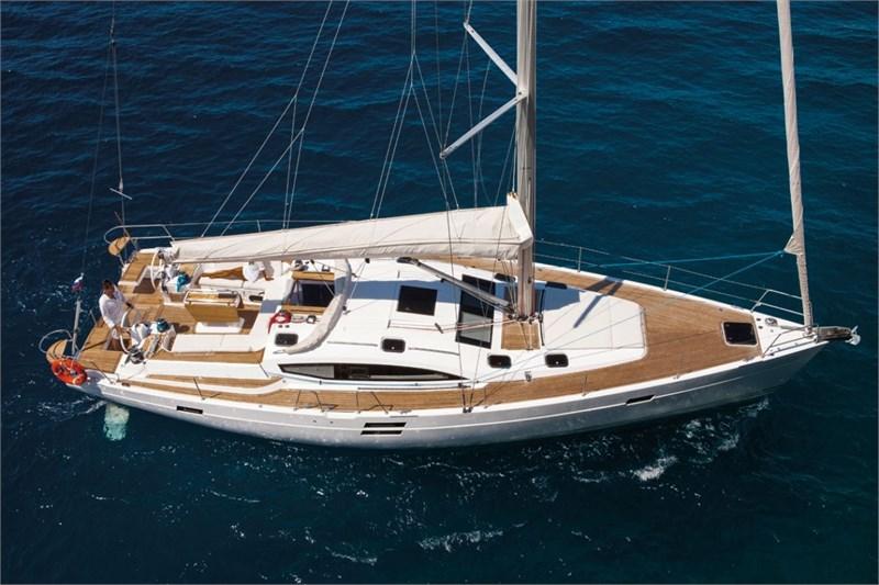yachtcharter elan impression 50 4cab mallorca puerto. Black Bedroom Furniture Sets. Home Design Ideas