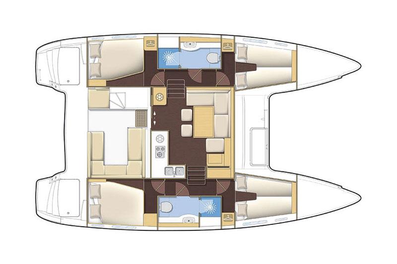 Lagoon 400-S2