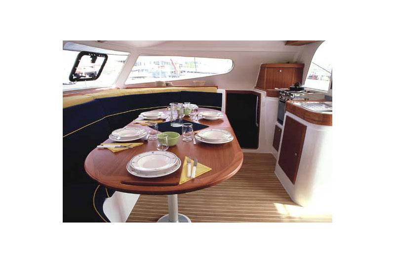 Yachtcharter nautitech 40 39 sv rangiroa 39 ab ko samui bo put for Rangiroa urlaub