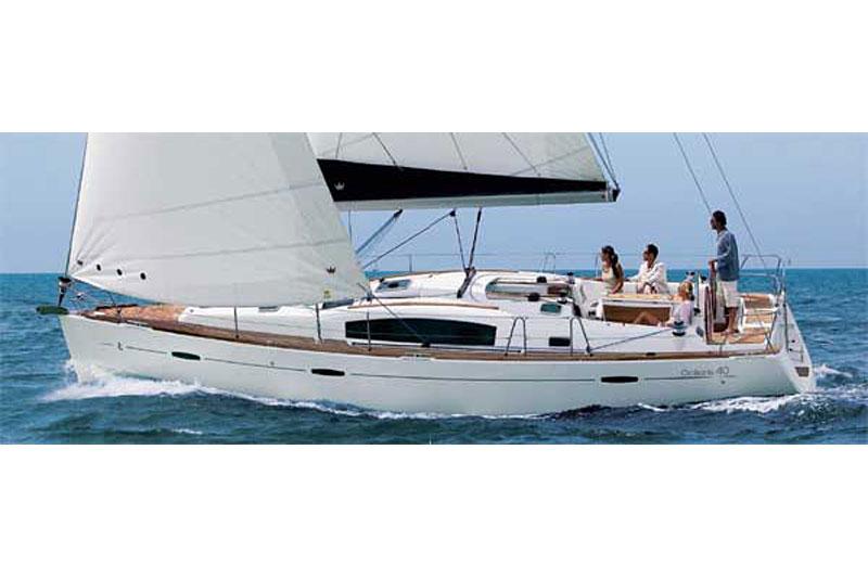 yachtcharter oceanis 40 3cab mallorca palma de mallorca. Black Bedroom Furniture Sets. Home Design Ideas
