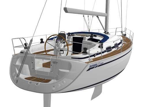 Bavaria 37 Cruiser (3Cab)