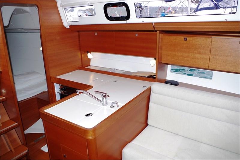 Dufour 350 Grand Large (3Cab)