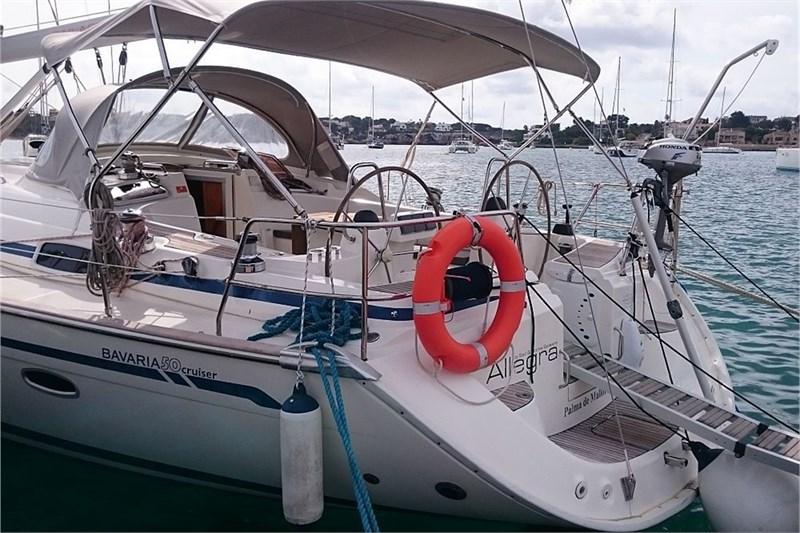 Yacht Charter Bavaria 50 Cruiser (5Cab) Majorca / Palma de