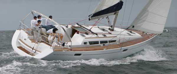 Sun Odyssey 42i (3Cab)
