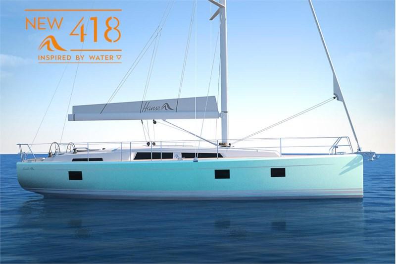 Hanse 418 (3cab)