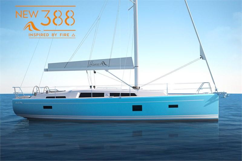 Hanse 388 (3cab)