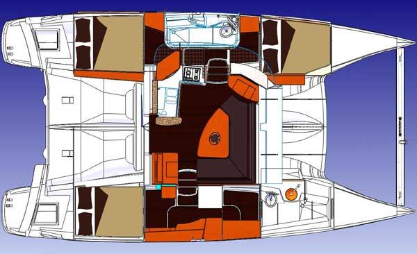 Lipari 41 (3Cab) - Maestro
