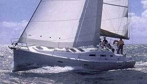 Oceanis 393 (3Cab)