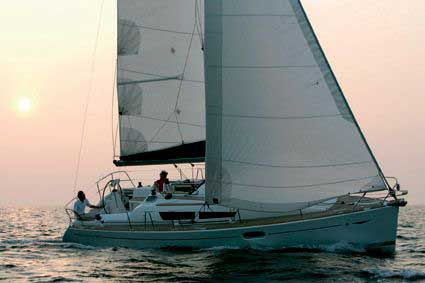 Jeanneau Sun Odyssey 36i (3Cab)